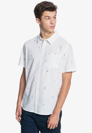 YACHT ROCK  - Shirt - snow white yacht rock