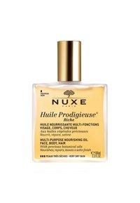 NUXE - HUILE PRODIGIEUSE® RICHE MULTI-PURPOSE NOURISHING OIL - Face oil - - - 0