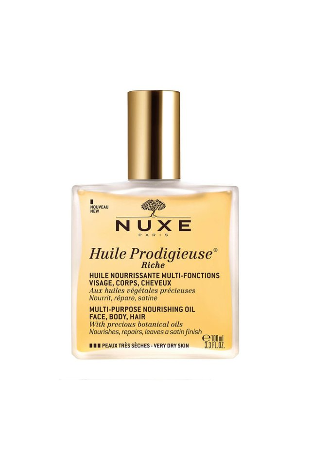 HUILE PRODIGIEUSE® RICHE MULTI-PURPOSE NOURISHING OIL - Face oil - -