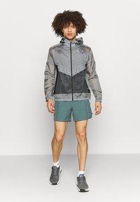 Nike Performance - Sports shirt - iron grey/black - 1