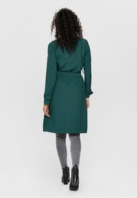 JDY - JDYARYA - Trench - deep teal - 2