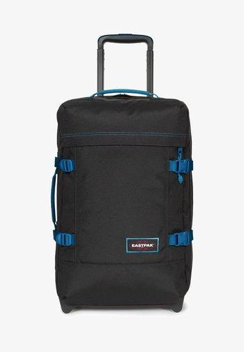 TRANVERZ M - Wheeled suitcase - kontrast mysty