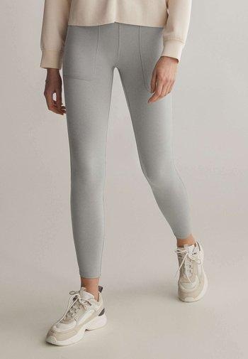 Punčochy - light grey