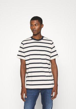 ASPEN TEE - T-shirt print - navy