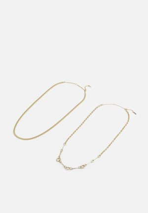 NECKLACE SENSITIVITY 2 PACK - Necklace - gold-coloured