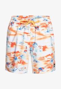 Quiksilver - Swimming shorts - orange pop island hopper - 4