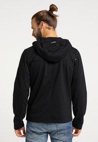 Schmuddelwedda - FUNKTIONS - Outdoor jacket - schwarz - 2