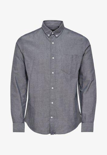ONSALVARO OXFORD - Camicia - cashmere blue