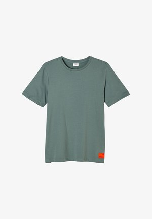 Basic T-shirt - petrol