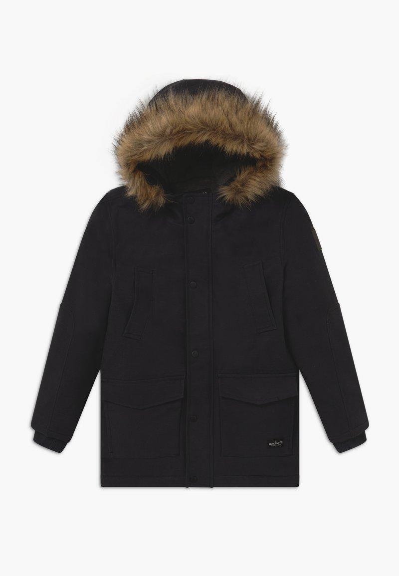 Quiksilver - STORM DROP  - Winter coat - black