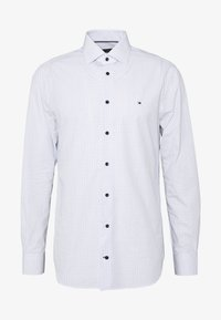 Tommy Hilfiger Tailored - DOT PRINT CLASSIC - Shirt - white - 4