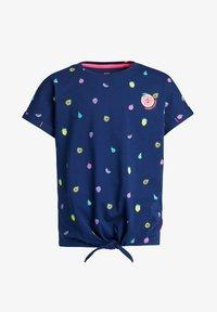 WE Fashion - T-shirts print - dark blue - 3