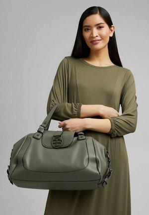 VEGAN - Weekend bag - olive