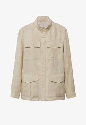 Summer jacket - hellgrau/pastellgrau
