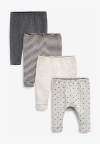 Next - 4 PACK - Leggings - Trousers - grey - 0