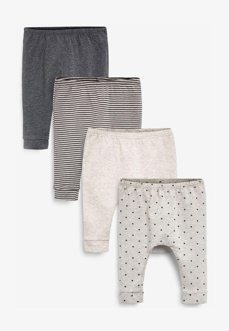 Next - 4 PACK - Leggings - Trousers - grey