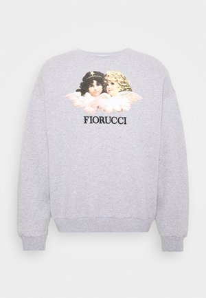 VINTAGE ANGELS  - Sweatshirt - grey