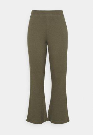 NMPASA PANTS - Trousers - kalamata