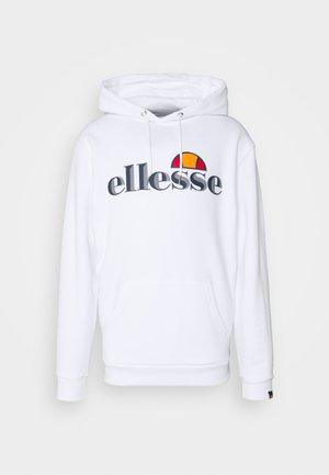 MONALETO - Jersey con capucha - white