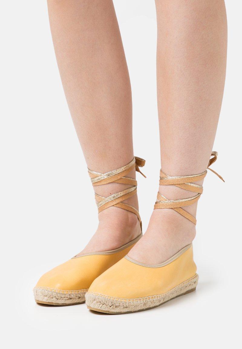 Oa non fashion - Espadrilles - sole