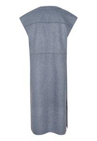 Denim Hunter - Waistcoat - ashley blue melange - 6
