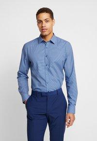 OLYMP No. Six - OLYMP NO.6 SUPER SLIM FIT  - Formal shirt - bleu - 0