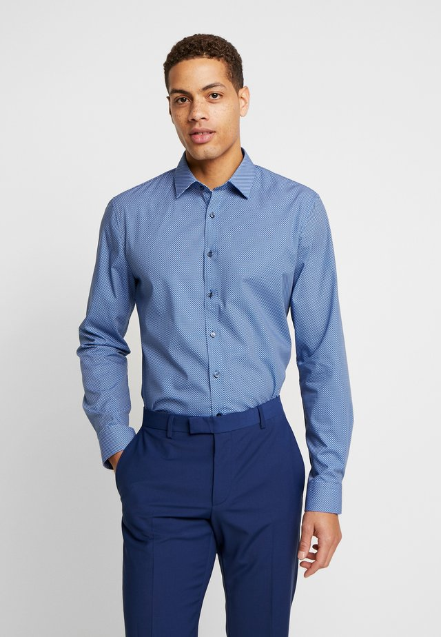 OLYMP NO.6 SUPER SLIM FIT  - Finskjorte - bleu
