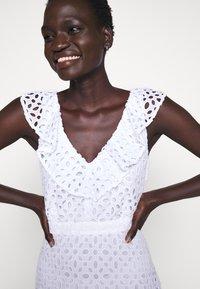 J.CREW - PANAMA DRESS - Day dress - white - 6