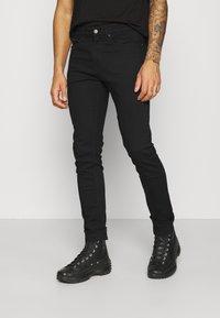 Tommy Jeans - AUSTIN SLIM  - Slim fit jeans - new black - 0