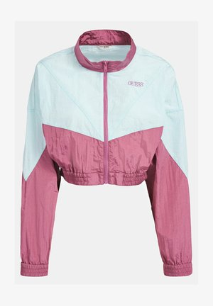 COUPE-VENT COLOR BLOCK - Light jacket - rose multi