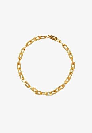 SCHAKEL - Bracelet - goud