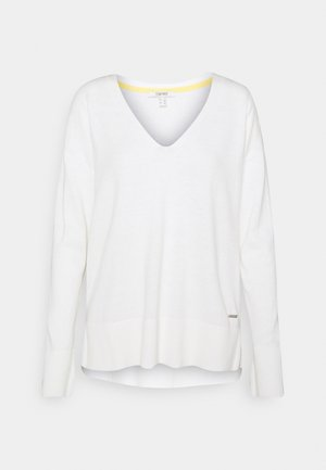 VNECK  - Jumper - off white