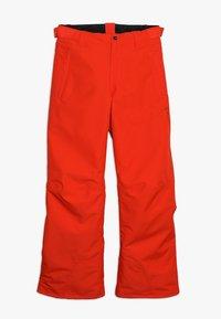 Brunotti - FOOTSTRAP BOYSSNOWPANTS - Snow pants - heat - 2