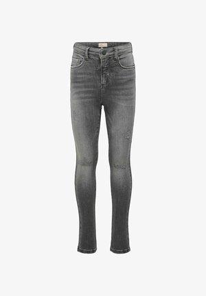 HW - Jeans Skinny Fit - grey denim
