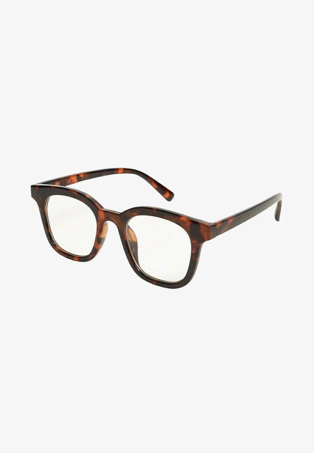 BRODEY - Sluneční brýle - white