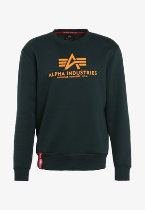 BASIC  - Sweatshirt - dark petrol