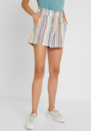 PAPERBAG - Shorts - multicolor/white