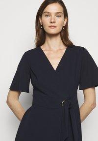 Lauren Ralph Lauren - LUXE DRESS  - Denní šaty - lighthouse navy - 3