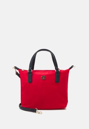 POPPY SMALL TOTE - Tote bag - red