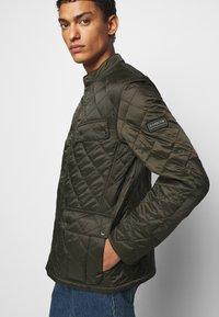 Barbour International - ARIEL QUIT - Light jacket - sage - 5