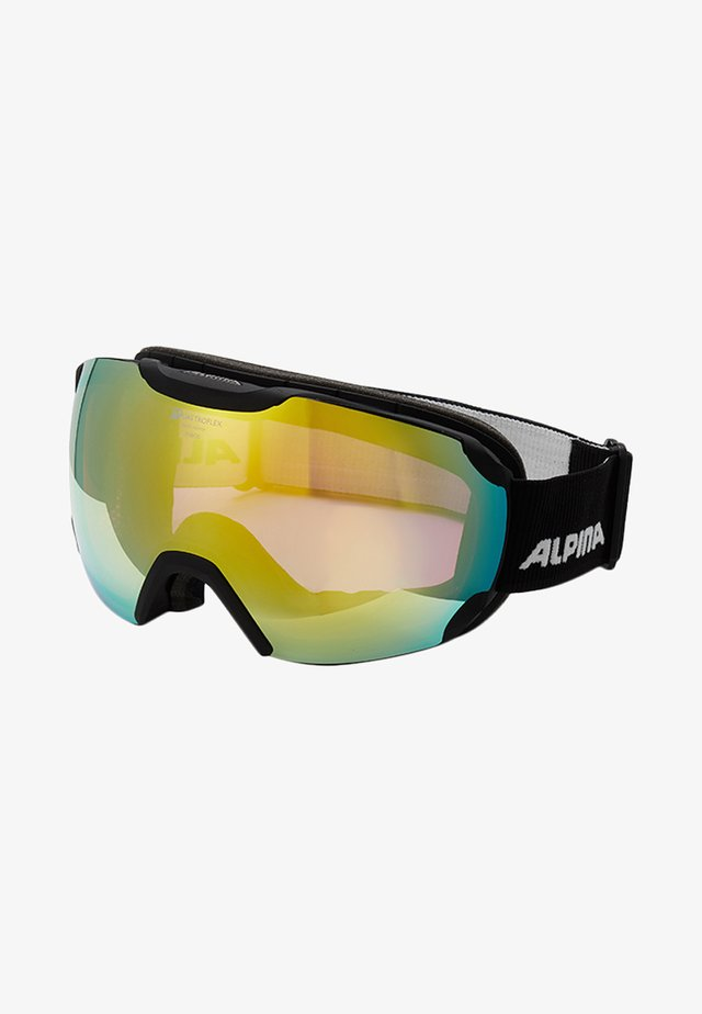 PHEOS QMM - Masque de ski - black matt