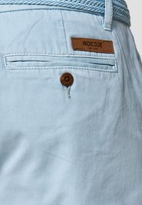 INDICODE JEANS - CASUAL FIT - Shorts - blau palace blue - 4