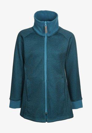 ADRIANA - Fleece jacket - blue coral