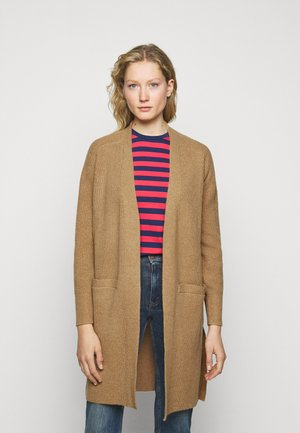 Cardigan - luxury beige heat