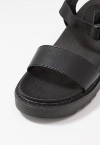 Koi Footwear - VEGAN  - Plateausandalette - black - 2