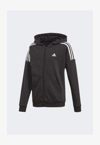 adidas Performance - TRACKSUIT - Trainingsanzug - black - 1