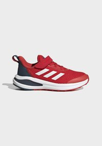 adidas Performance - FORTARUN SCHUH - Neutral running shoes - red - 5