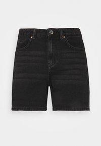ONLY Petite - ONLPHINE LIFE - Shorts di jeans - black denim - 0