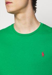 Polo Ralph Lauren - T-shirt basique - scarab green - 4