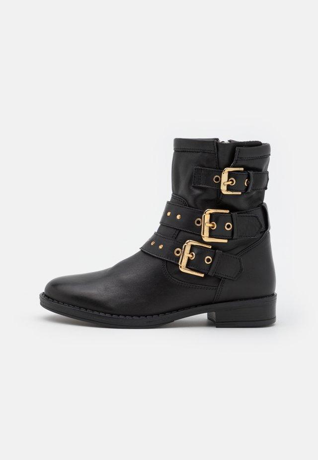 FITELO - Classic ankle boots - noir